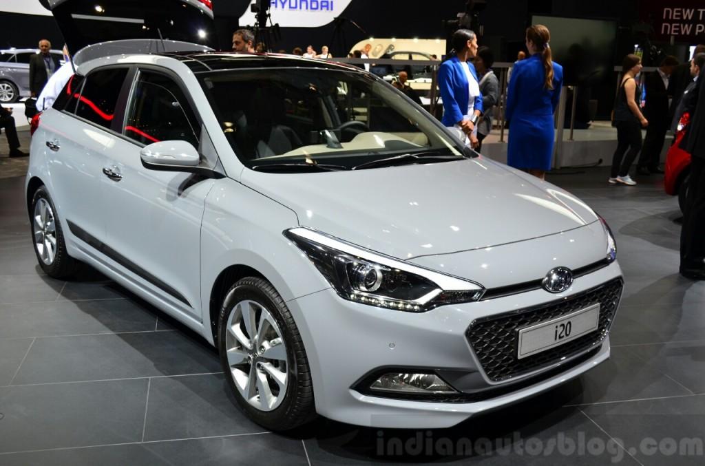 Hyundai Working On New HB20 Lineup U2013 Brazil